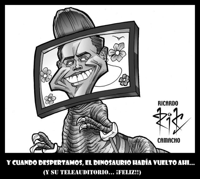 Pri-nosaurio_por_rickamacho