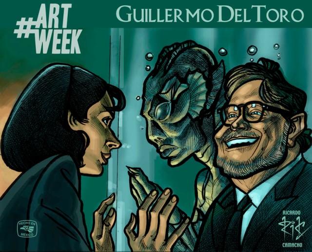 Del Toro 2 Color por rickamacho-1